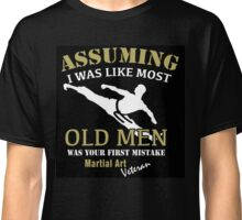 Martial Art Veteran Classic T-Shirt