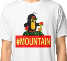 Hashtag Mountain Classic T-Shirt