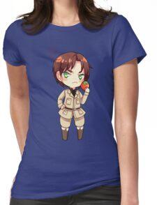 Romano (Lovino) - Hetalia Womens Fitted T-Shirt