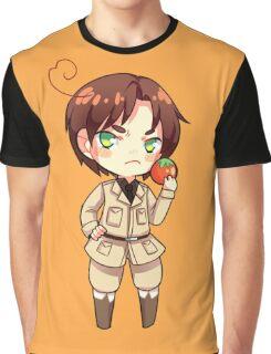 Romano (Lovino) - Hetalia Graphic T-Shirt