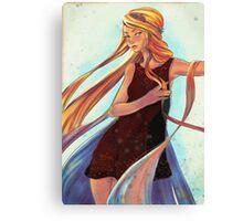 Lady Samar Canvas Print