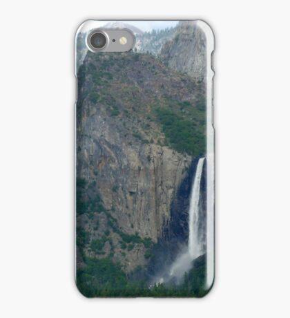 Yosemite Bridalveil Fall iPhone Case/Skin