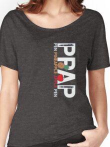 Pen Pineapple Apple Pen song Women's Relaxed Fit T-Shirt