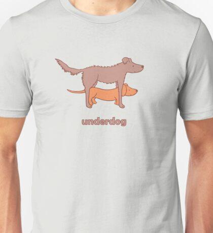 Underdog t shirt Unisex T-Shirt