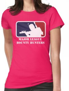 Major League Bounty Hunters Womens Fitted T-Shirt