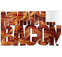 MMMM... Bacon Poster