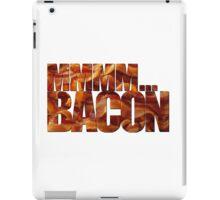 MMMM... Bacon iPad Case/Skin