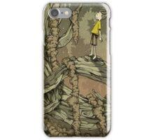 Mistic wood! iPhone Case/Skin