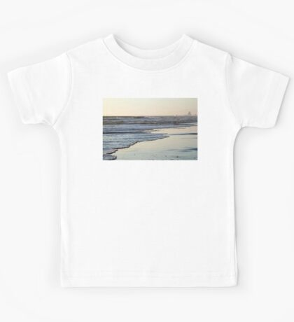Beach Sunset Ormond Beach Kids Tee
