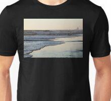 Beach Sunset Ormond Beach Unisex T-Shirt