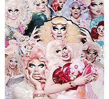 Trixie Mattel Collage Photographic Print