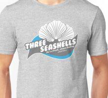 Demolition Man Three Seashells Unisex T-Shirt