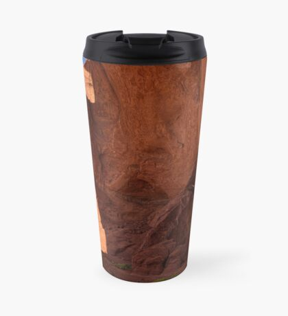 Sometimes You Will Find Me In The Shadows Travel Mug