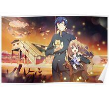 Aishiteru - Toradora Poster