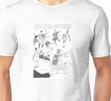 Samba Soccer Unisex T-Shirt