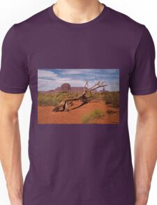 Gnarled Beauty of the Valley Unisex T-Shirt