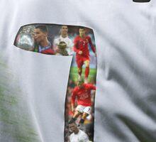 Cristiano Ronaldo Sticker