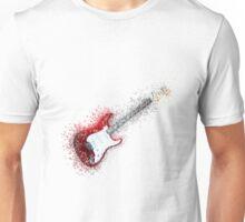 Elektronische Gitarre Unisex T-Shirt