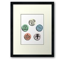 Avatar: The Gathering Framed Print