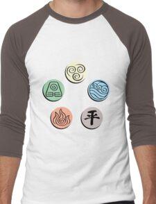 Avatar: The Gathering Men's Baseball ¾ T-Shirt