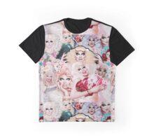 Trixie Mattel Collage Graphic T-Shirt