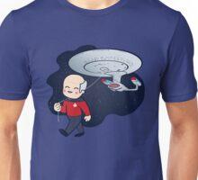 Star Trek Enterprise Picard NCC1701-D Unisex T-Shirt