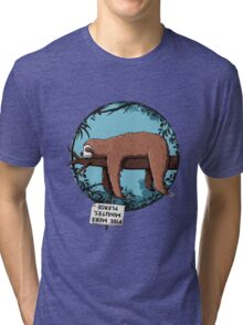 five more minutes please Tri-blend T-Shirt