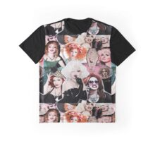 Jinkx Monsoon Collage Graphic T-Shirt