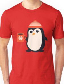 Penguin the Cute Penguin Winter Adorable Animal Unisex T-Shirt