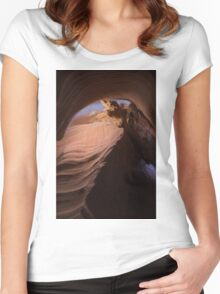Captured Women's Fitted Scoop T-Shirt