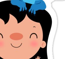 Lilo & Stitch friends Sticker