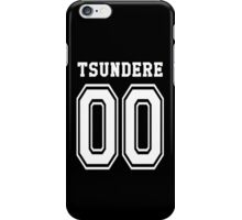 Tsundere Jersey Style iPhone Case/Skin