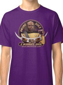 Star Trek TNG Worf Prune Juice Enterprise Classic T-Shirt