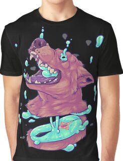 Technicolor Tipsy Graphic T-Shirt