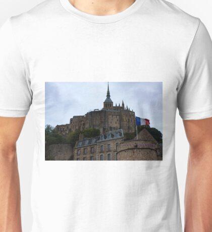 Le Mont Saint-Michel Unisex T-Shirt