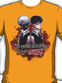 Tokyo Ghoul TRAGEDY  T-Shirt