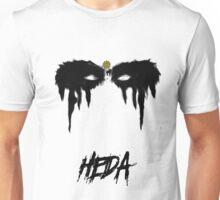 HEDA Eyes Makeup War Commander Lexa Unisex T-Shirt