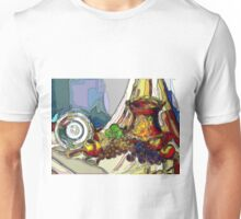 Still Life With Copper Cup Unisex T-Shirt