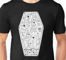 """Bring me the horizion - """"The house of wolves""""  Unisex T-Shirt"""