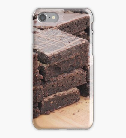 Brownies Are Best iPhone Case/Skin