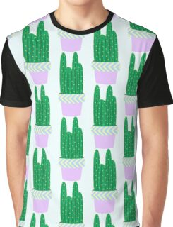 Nice cactus.  Graphic T-Shirt