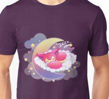 skitty snoozing Unisex T-Shirt