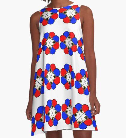 PINOY FLOWER A-Line Dress