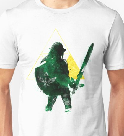 Guard of courage Unisex T-Shirt