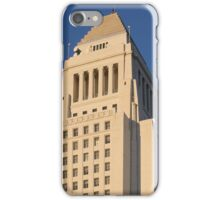 Los Angeles City Hall iPhone Case/Skin