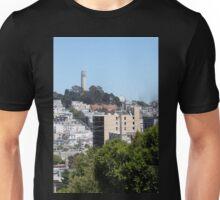 San Francisco Coit Tower Unisex T-Shirt