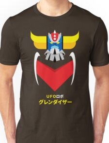 Grendizer - Color and japanese writing Unisex T-Shirt