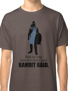 Skyrim Guard - Bandit Raid Classic T-Shirt