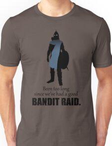 Skyrim Guard - Bandit Raid Unisex T-Shirt