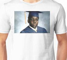 The Notorious BIG Graduation Picture Biggie Smalls  Unisex T-Shirt